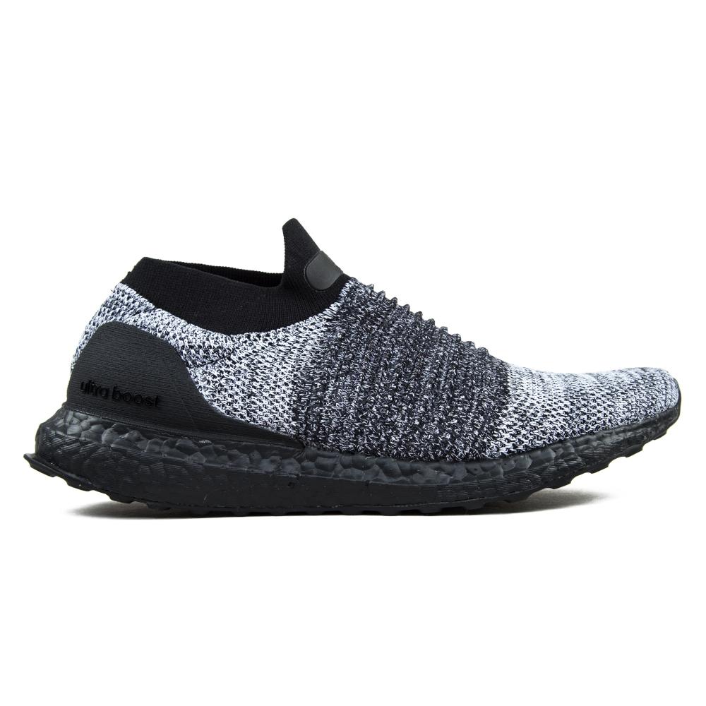 new arrivals 62c8e 67075 ... cheap adidas ultraboost laceless core black core black footwear white  323f5 c6950