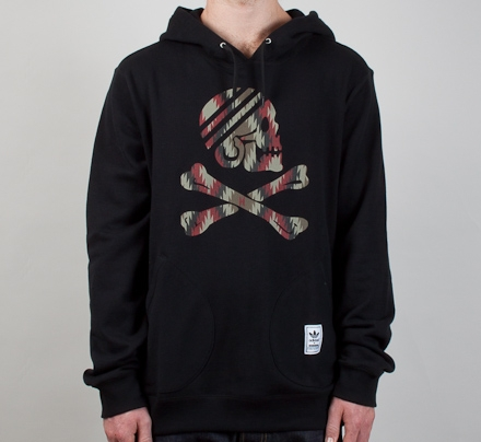 Adidas x Neighborhood Pullover Hooded Sweatshirt (Black)