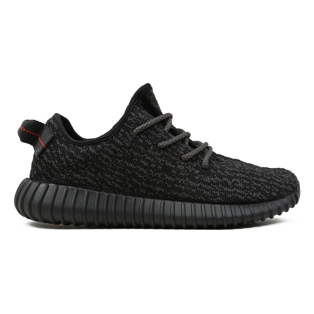 Adidas Yeezy Boost 350 (Pirate Black/Pirate Black/Pirate Black)