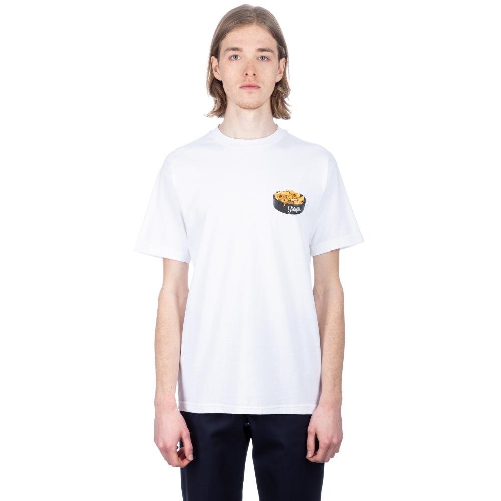 Alltimers Bar Mix Logo T-Shirt (White)