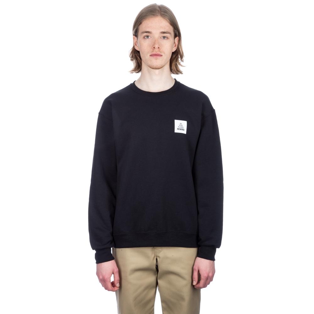 Alltimers Be Kind Crew Neck Sweatshirt (Black)