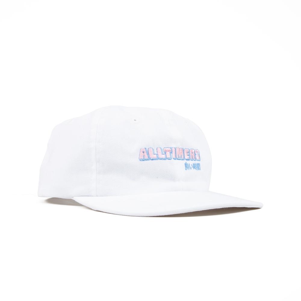 Alltimers Block Cap (White)