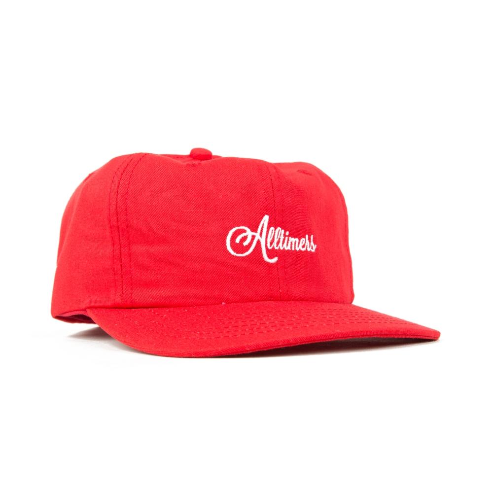 Alltimers Classic Cap (Red)