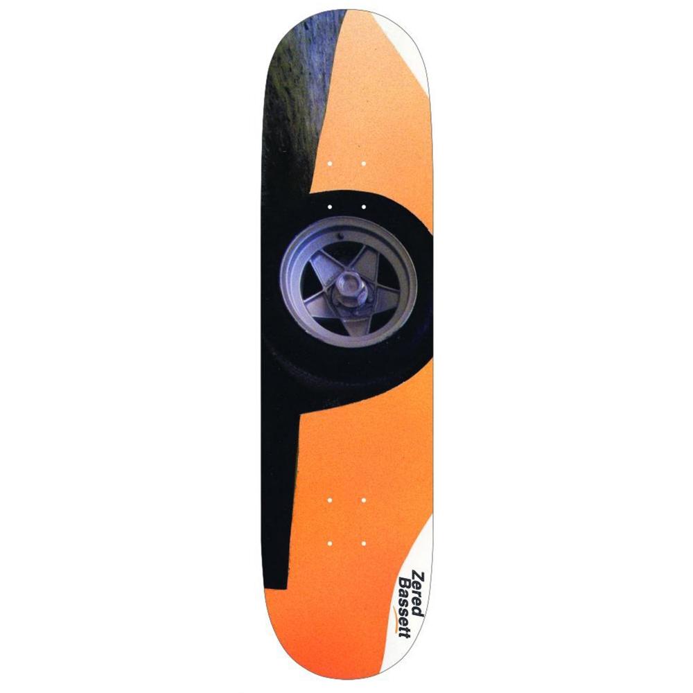 """Alltimers Davis Zered Skateboard Deck 8.3"""""""