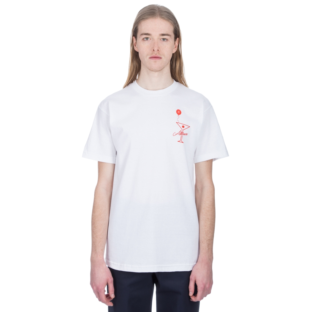 Alltimers Helium T-Shirt (White)