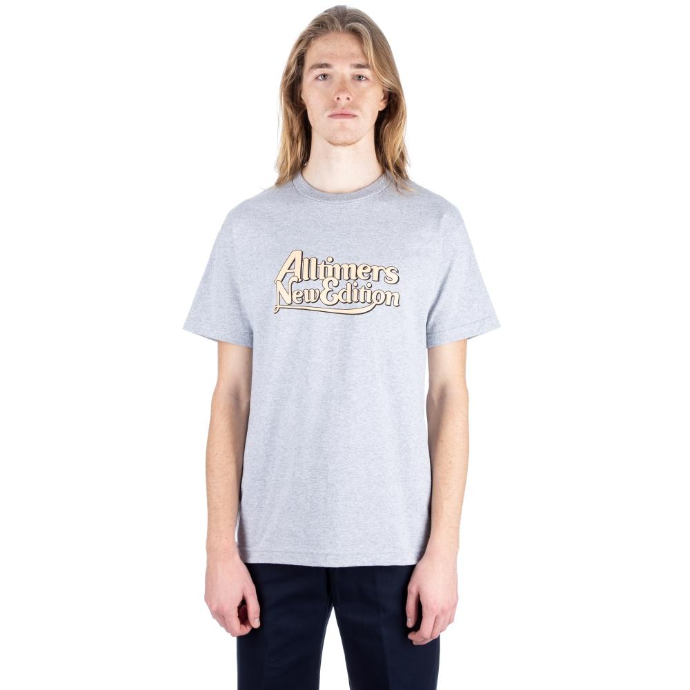 Alltimers New Edition T-Shirt (Grey)