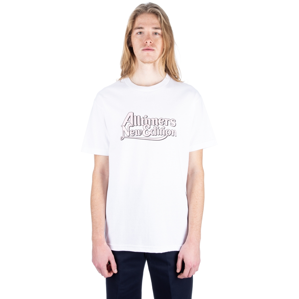 Alltimers New Edition T-Shirt (White)