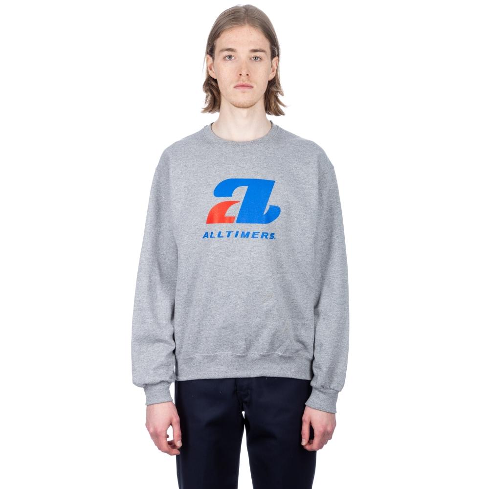 Alltimers Russ Crew Neck Sweatshirt (Grey)