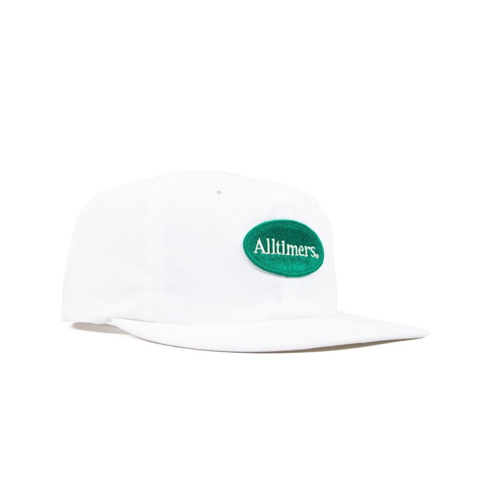 Alltimers Simple Cap (White)