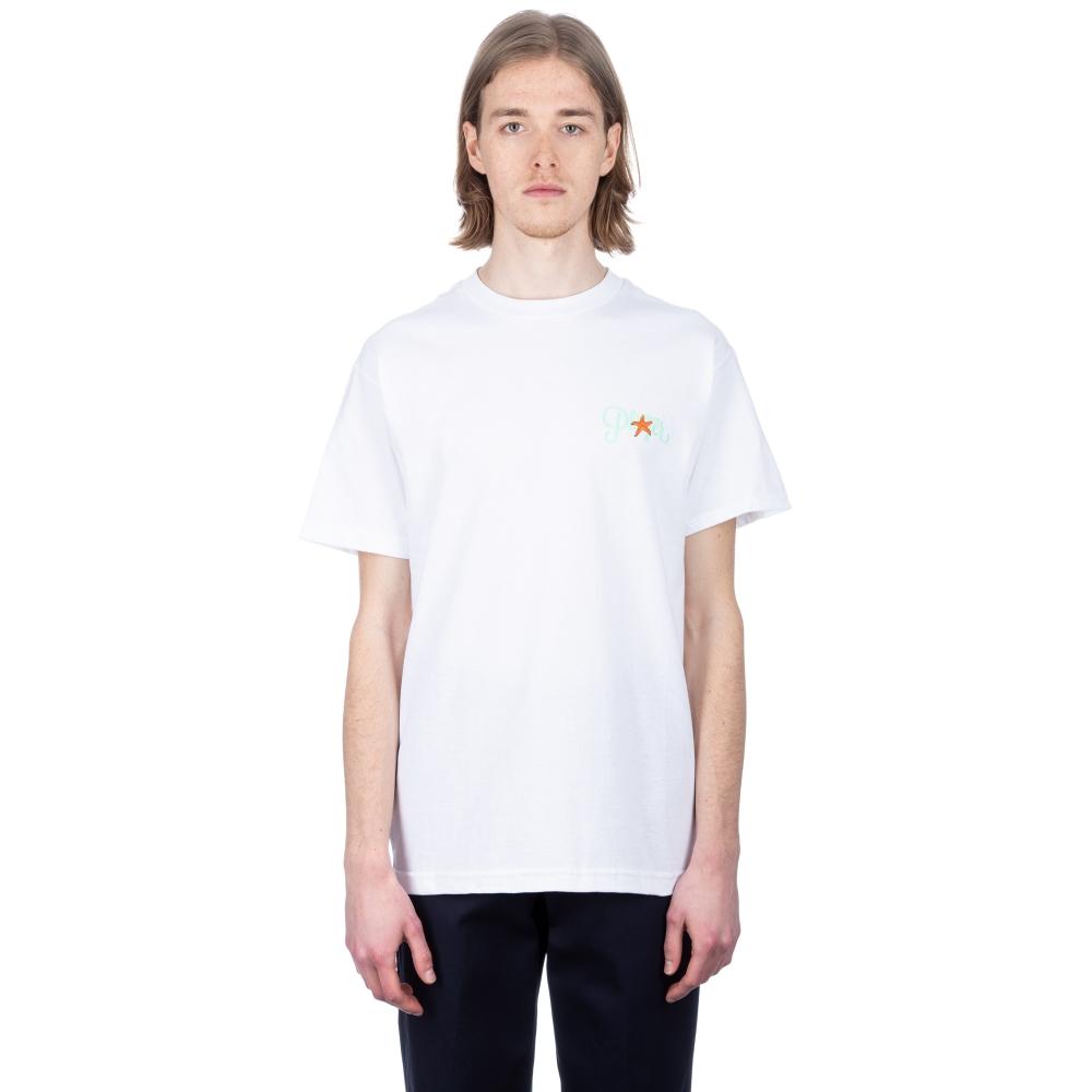 Alltimers Tropical Fantasy T-Shirt (White)