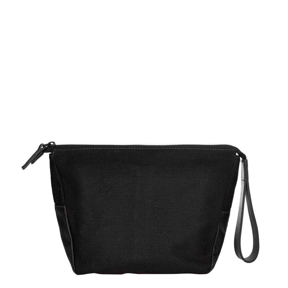 Ally Capellino Nazim Canvas Wash Bag (Black)