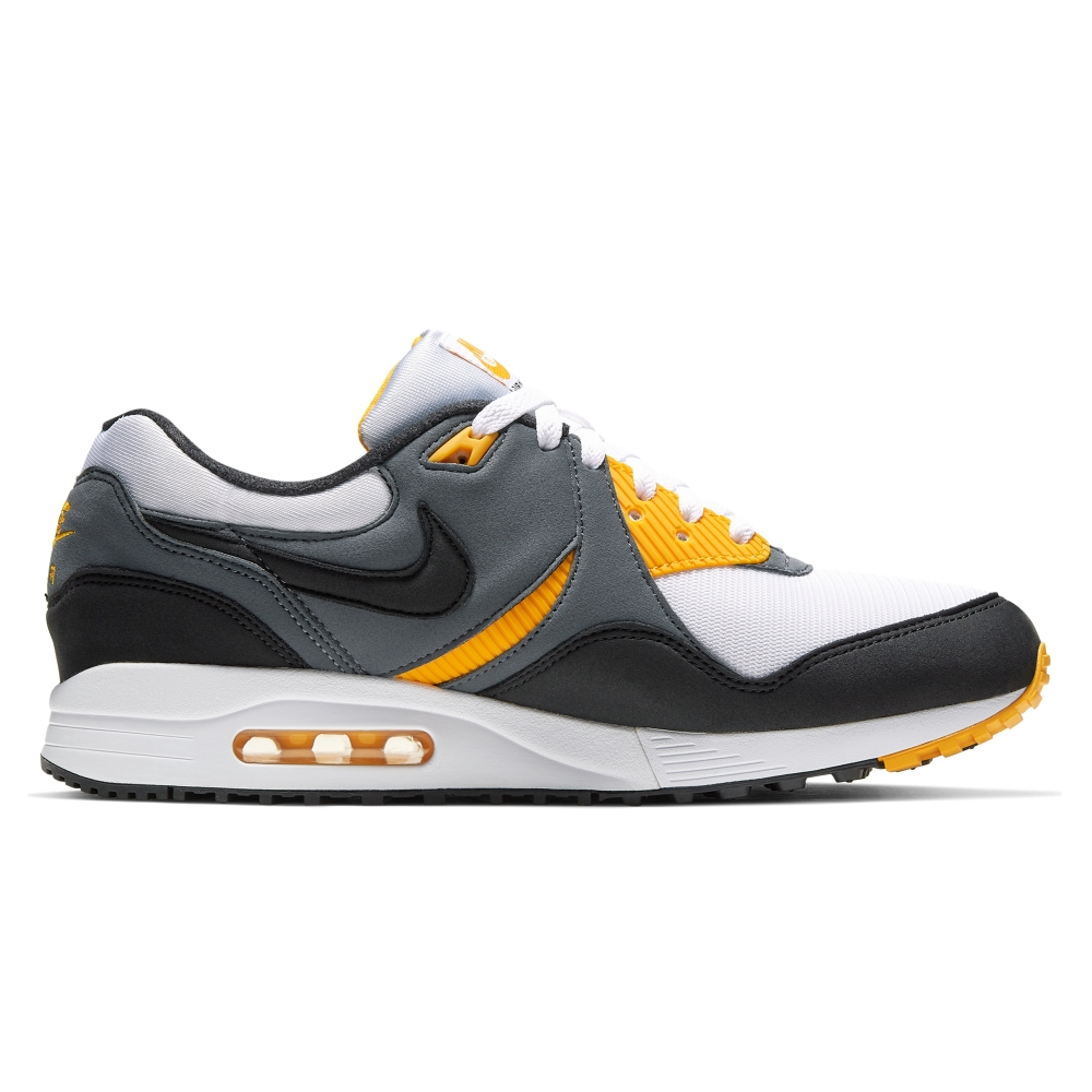 Nike Air Max Light (White/Black-Dark Grey-University Gold)
