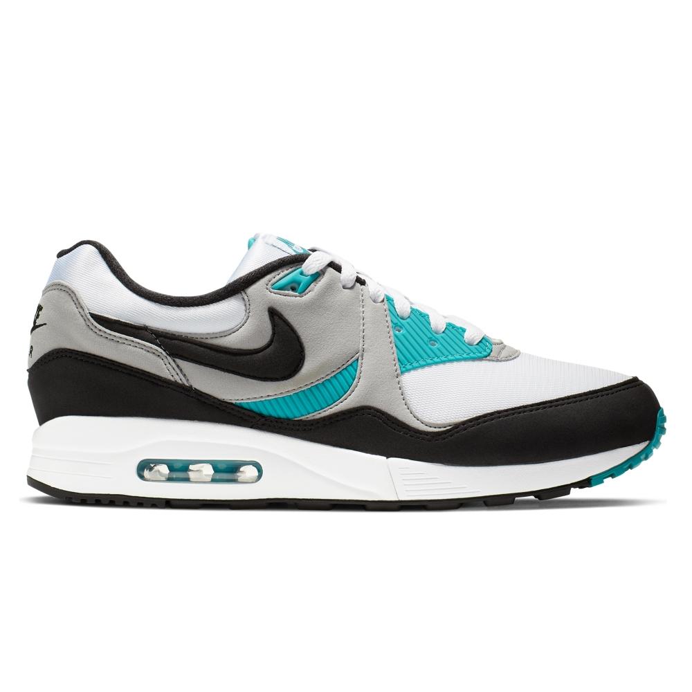 Nike Air Max Light (White/Black-Wolf Grey-Spirit Teal)