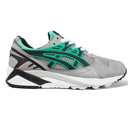 Asics Gel Kayano 'Friends & Family' (Light Grey/Black)