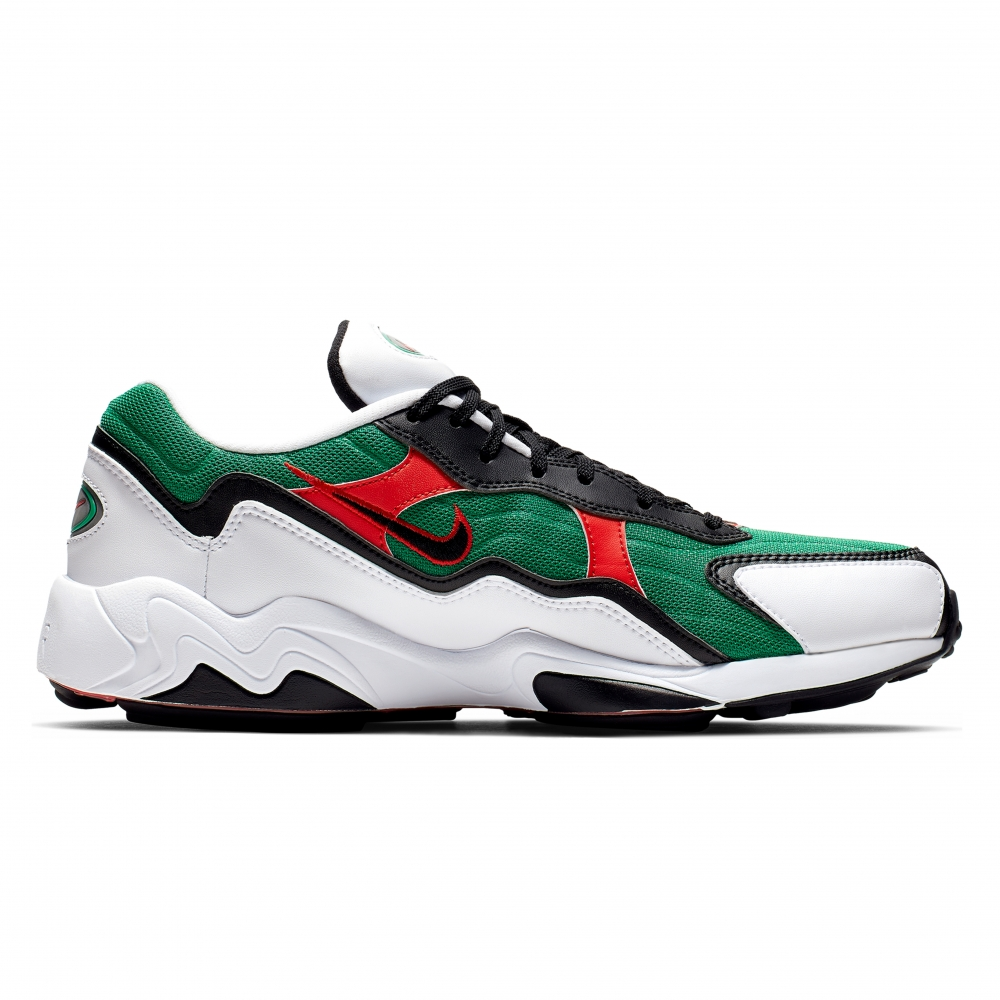 Nike Air Zoom Alpha (Lucid Green/Habanero Red-White-Black)