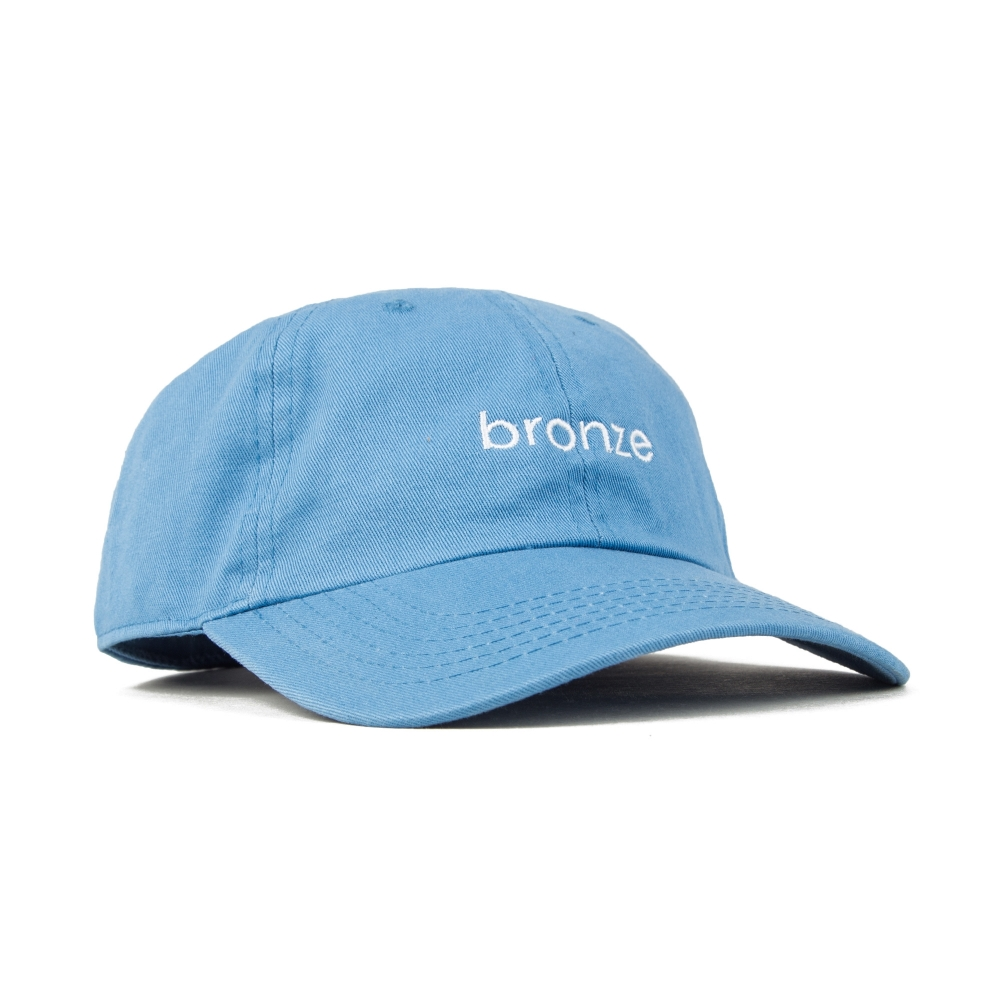 Bronze 56k Bronze Cap (Carolina Blue)