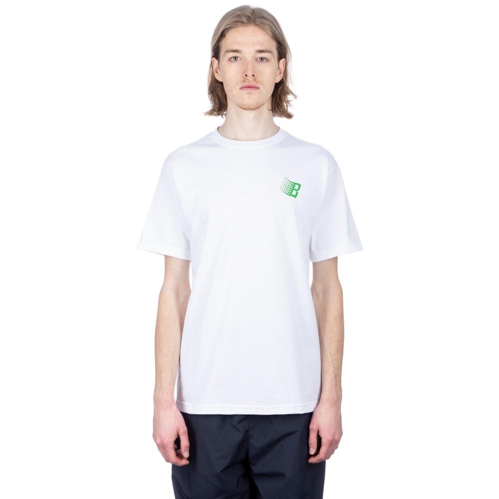Bronze 56k Classic Logo T-Shirt (White/Multi)