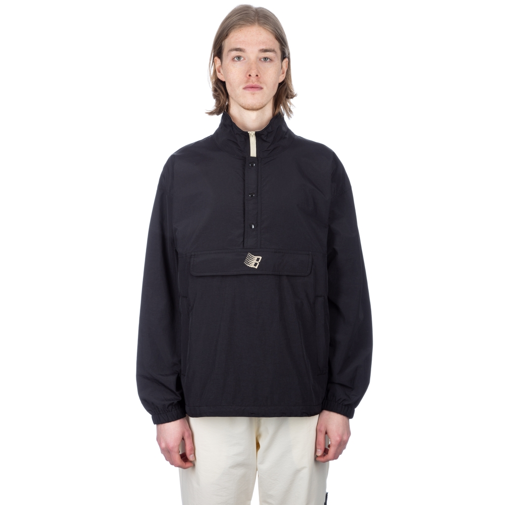 3702d91e6000 Bronze 56k Half-Zip Jacket (Black Tan) - Consortium.