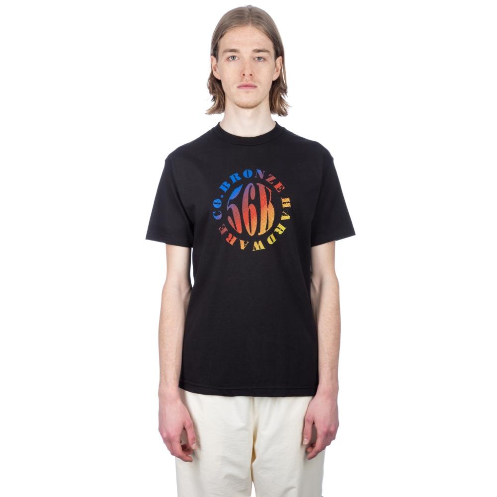 Bronze 56k Movement T-Shirt (Black)
