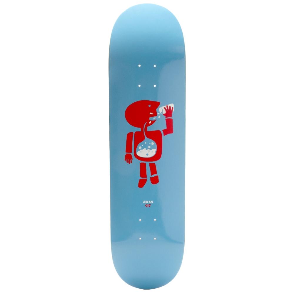 Call Me 917 Skateboard Deck 8.25 (Blue)
