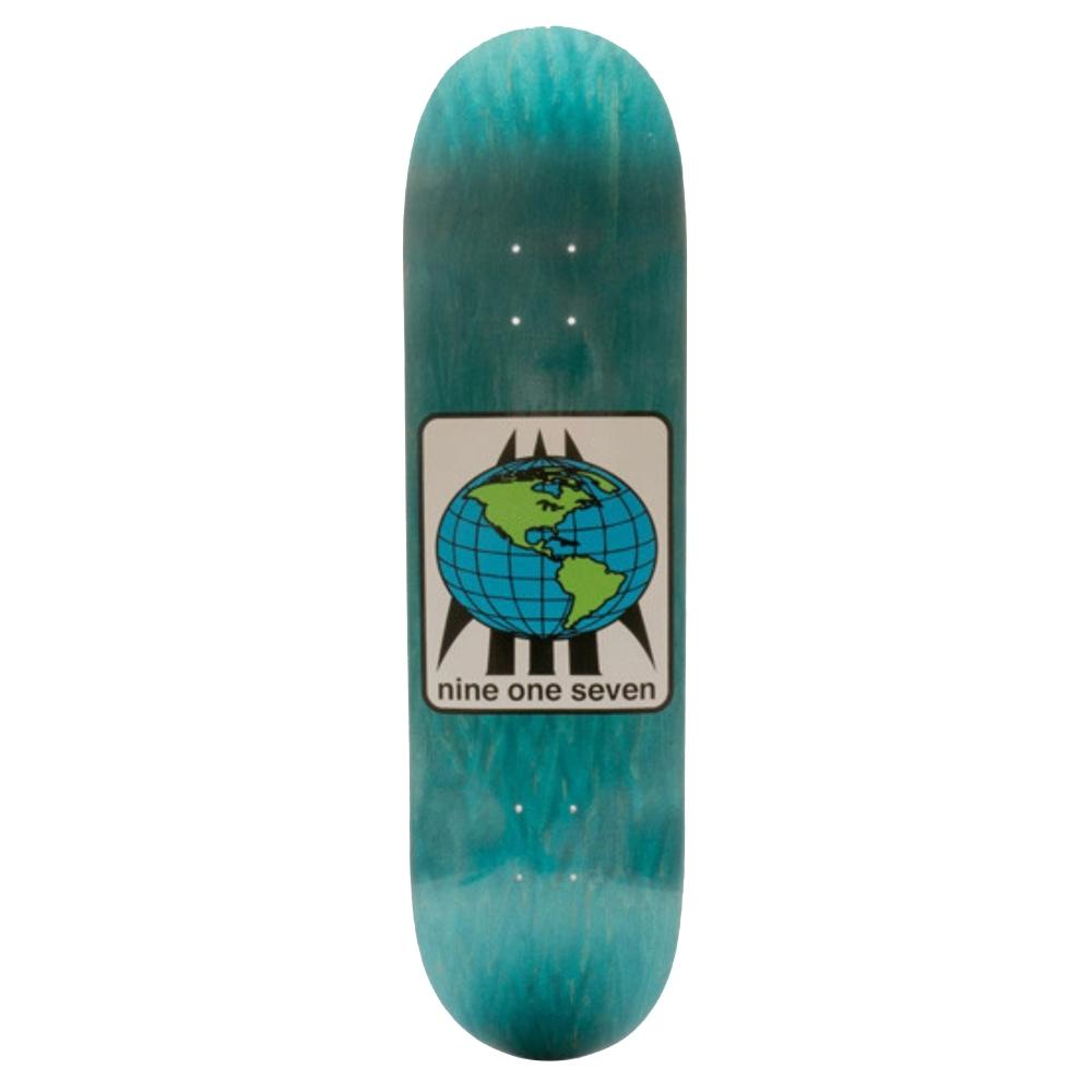 "Call Me 917 World One Seven Skateboard Deck 8.4"""