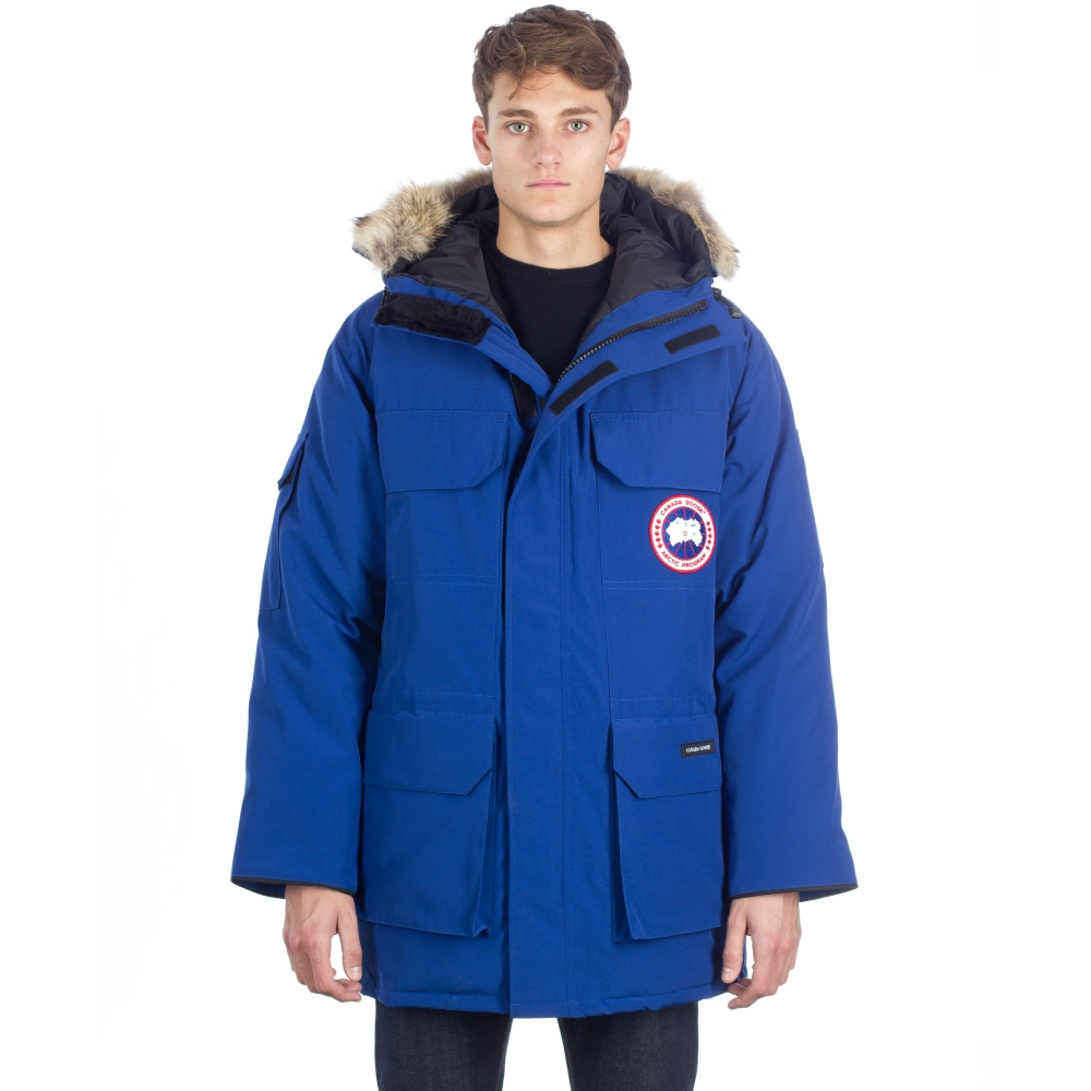 Canada Goose Expedition Parka Pacific Blue (W78n6543)