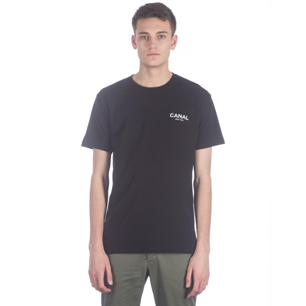 Canal Film Festival T-Shirt (Black)