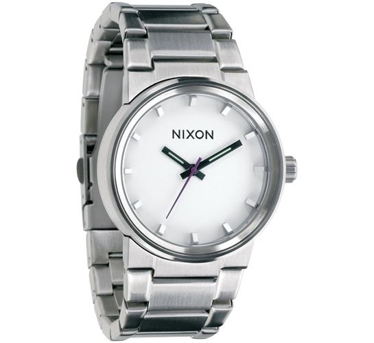Nixon The Cannon Watch White Consortium
