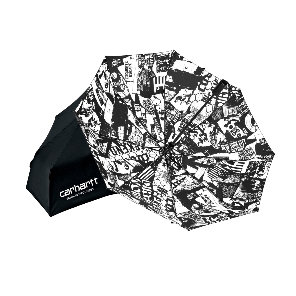 Carhartt Collage Umbrella (Black)