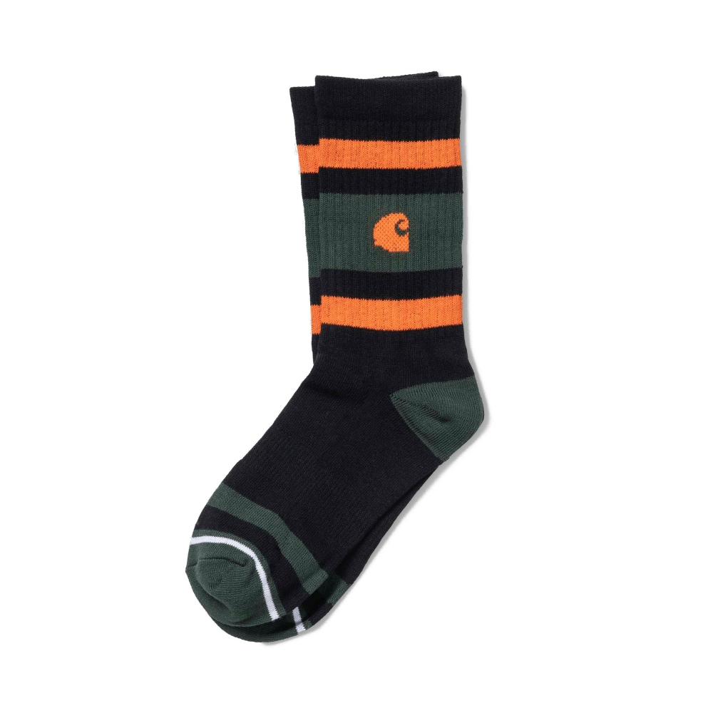 Carhartt Fairfield Socks (Black)