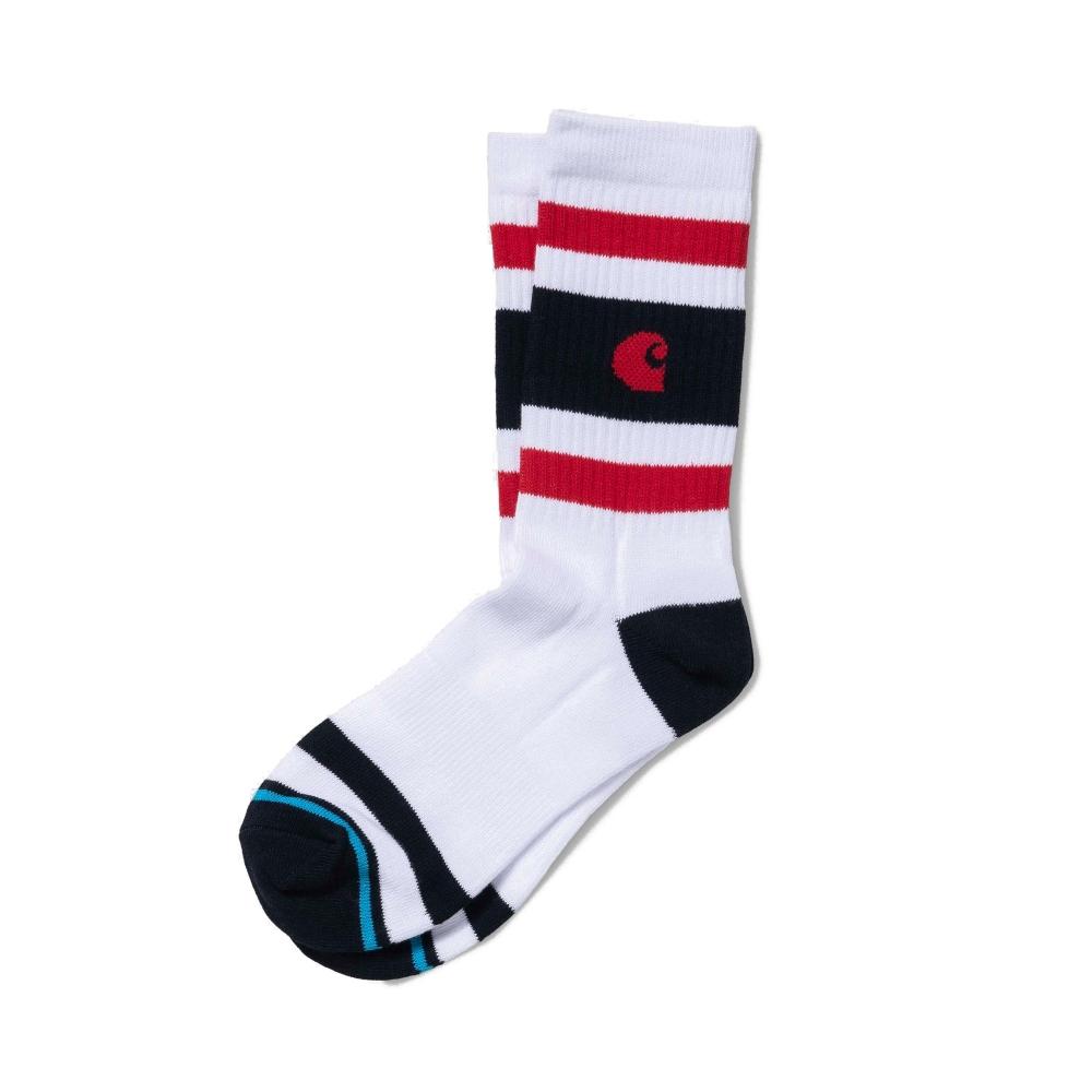 Carhartt Fairfield Socks (White)