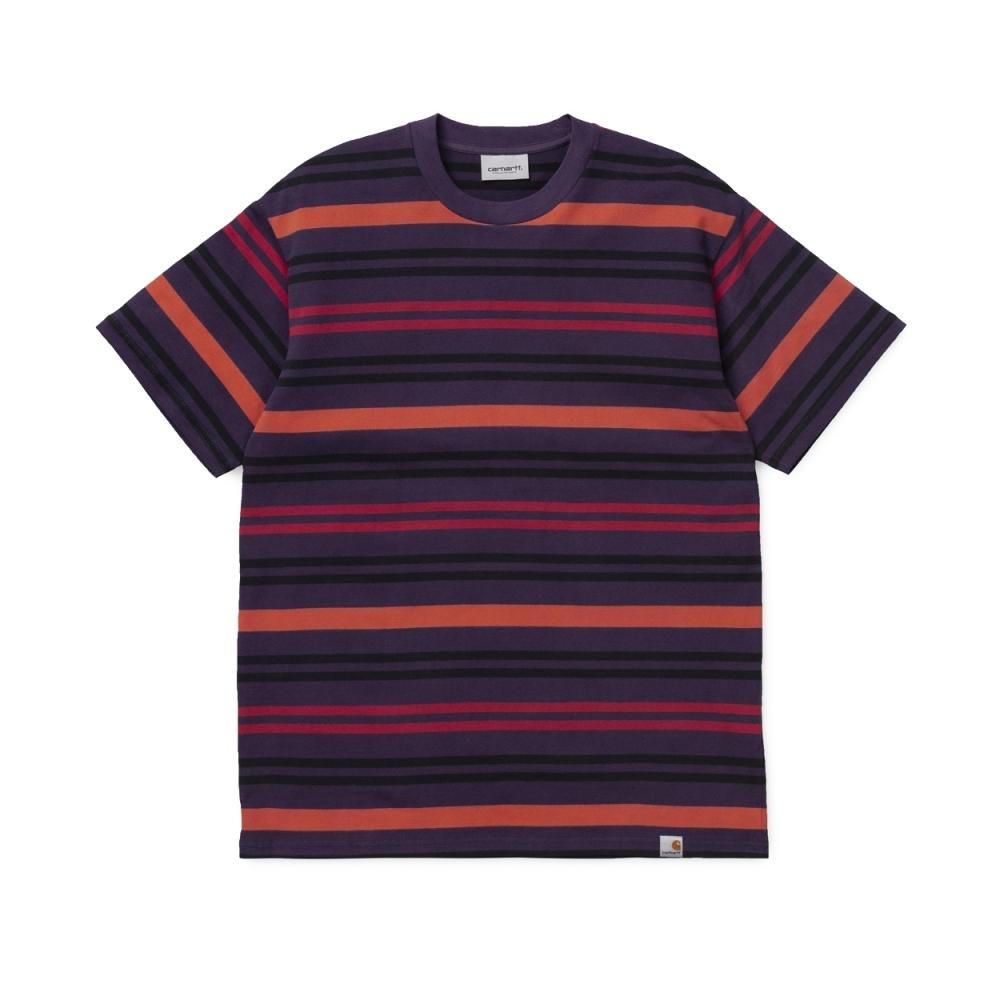 Carhartt Kress T-Shirt (Lakers Stripe)
