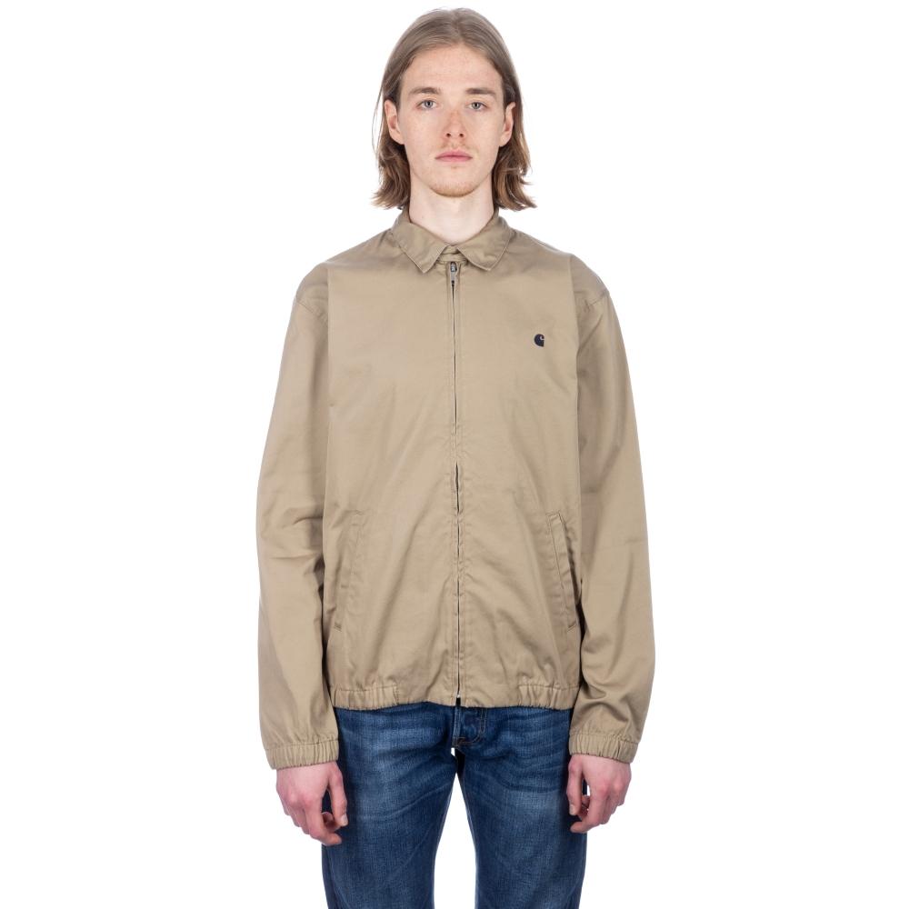 Carhartt Madison Jacket (Leather/Navy)