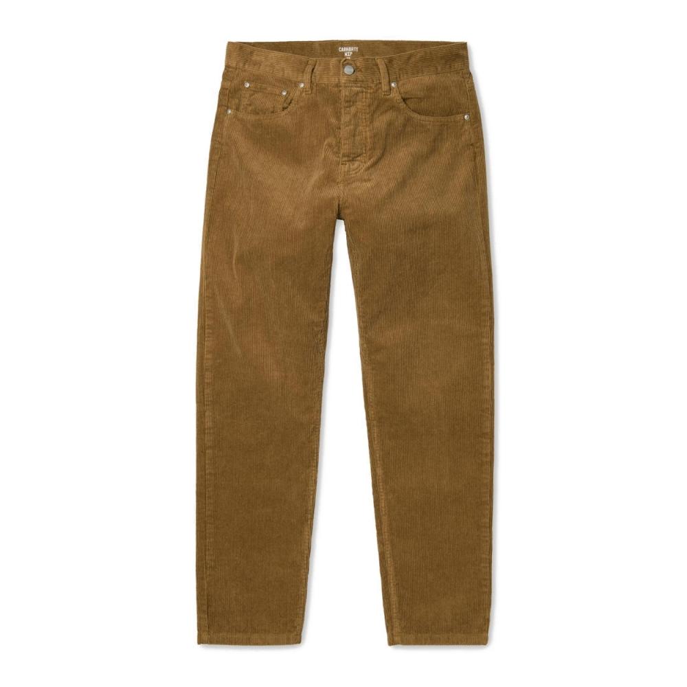 Carhartt Newel Corduroy Pant (Hamilton Brown)
