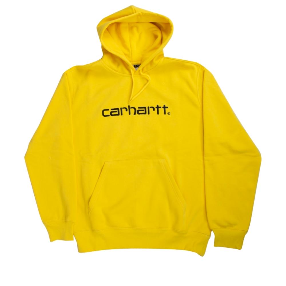 Carhartt Pullover Hooded Sweatshirt (Primula/Black)