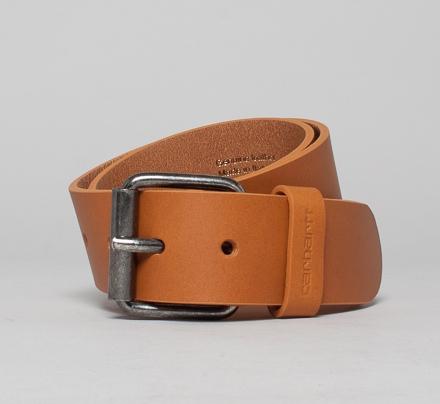 Carhartt Script Belt (Buckskin/Silver)