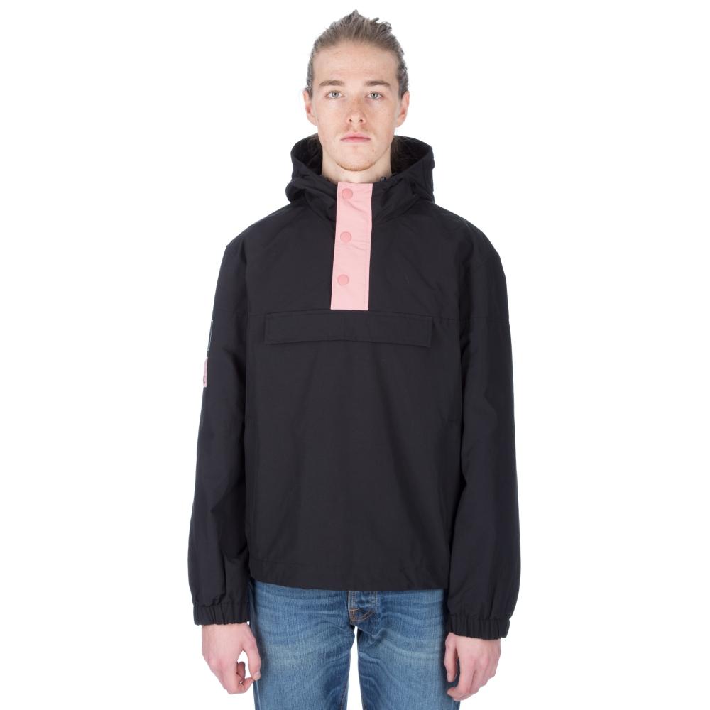 Champion x Wood Wood Niko Hooded Jacket (Black)
