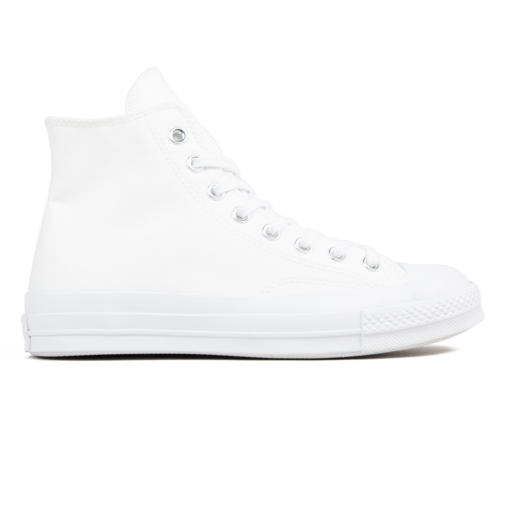 Converse Chuck Taylor All Star 70 Hi (White Monochrome) - Consortium. 4019d59f0