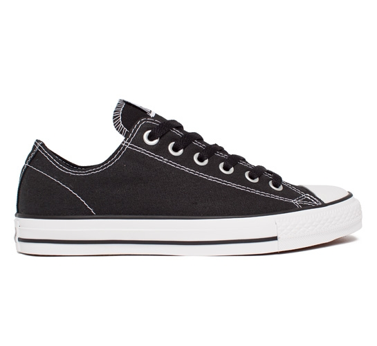 Converse Cons CT Pro Skate OX (Black White) - Consortium. 79a1b44af