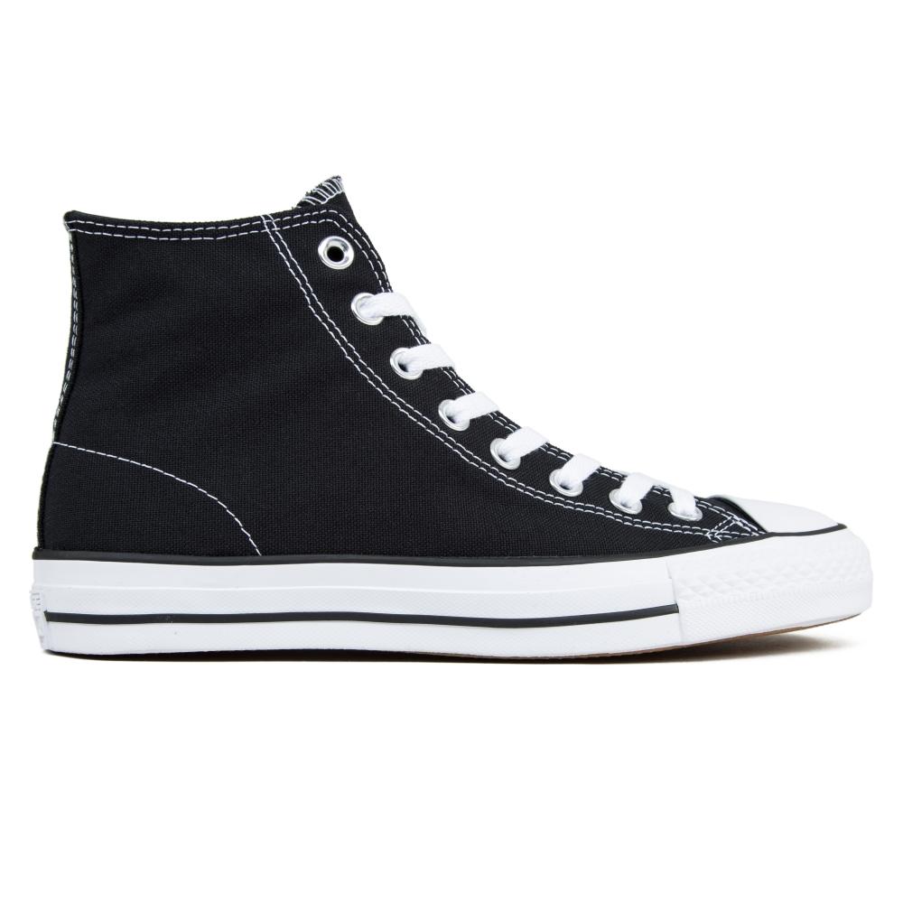 Converse Cons CTAS Pro Hi (Black/Black/White)