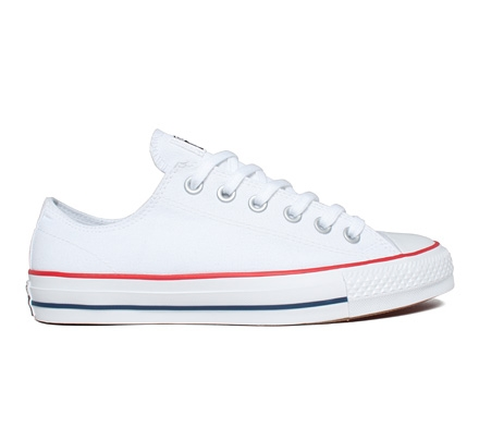 Converse Cons CTAS Pro OX (White/Red/Navy)