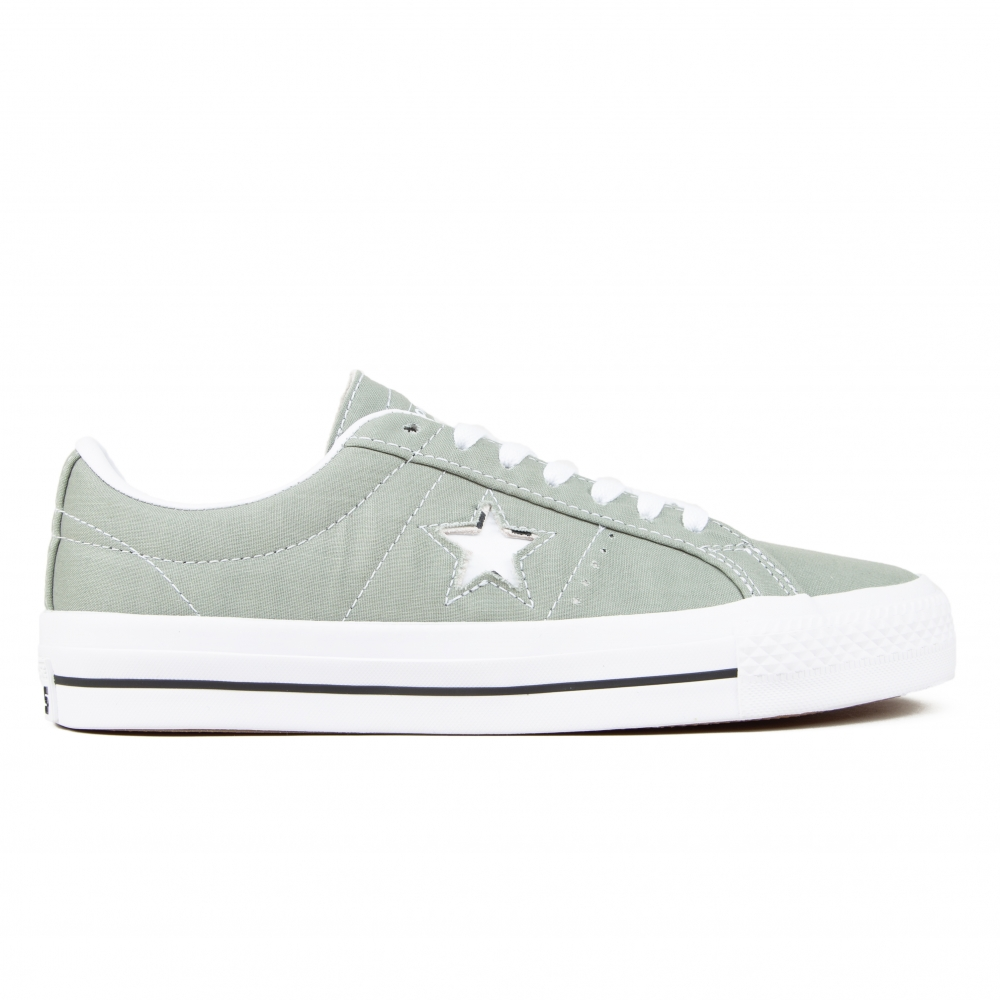 Converse Cons One Star Pro 'Archive Print' (Jade Stone/Black/White)