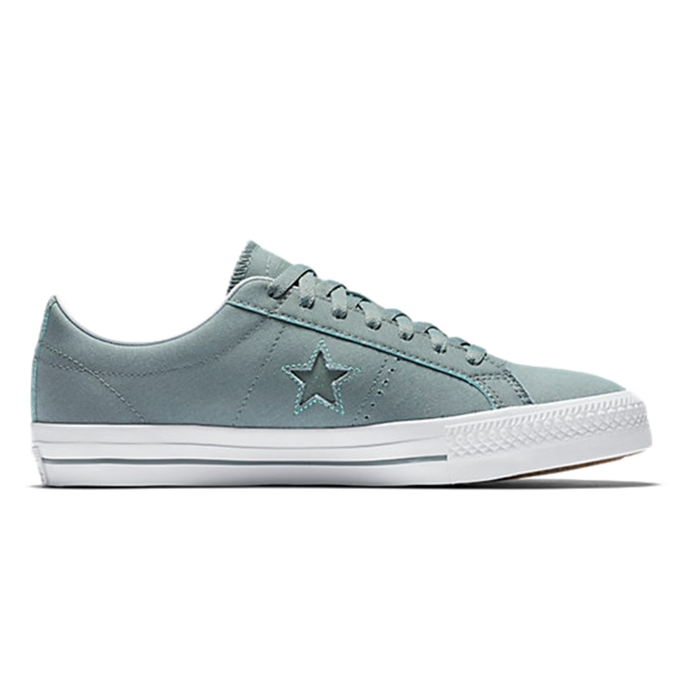 Converse Cons One Star Pro OX (Camo Green/Green Glow)