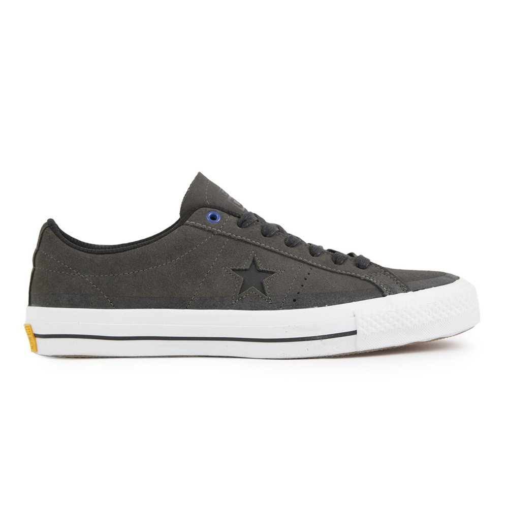 Converse Cons One Star Pro OX (Cast Iron/Black/White)