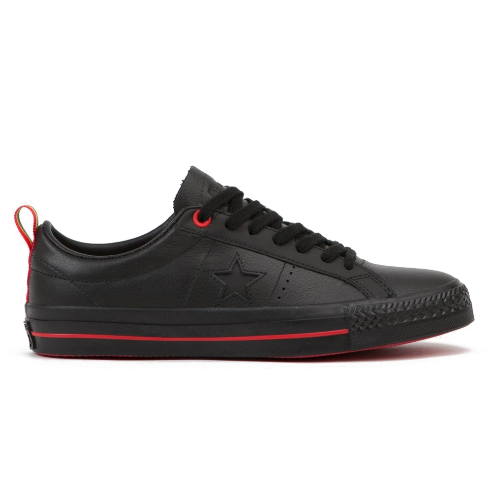 Converse Cons x Eli Reed One Star Pro OX Becky (Black/Black/White)