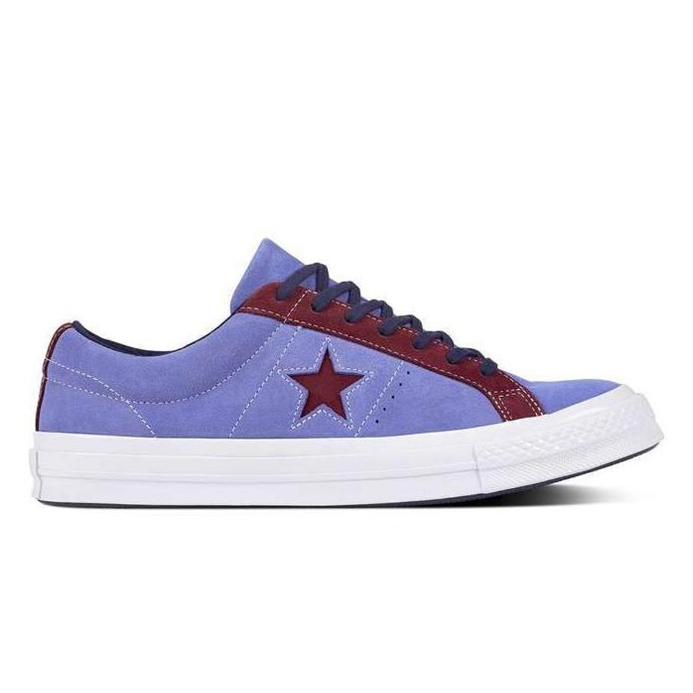 Converse One Star OX (Periwinkle/Rhododenron)