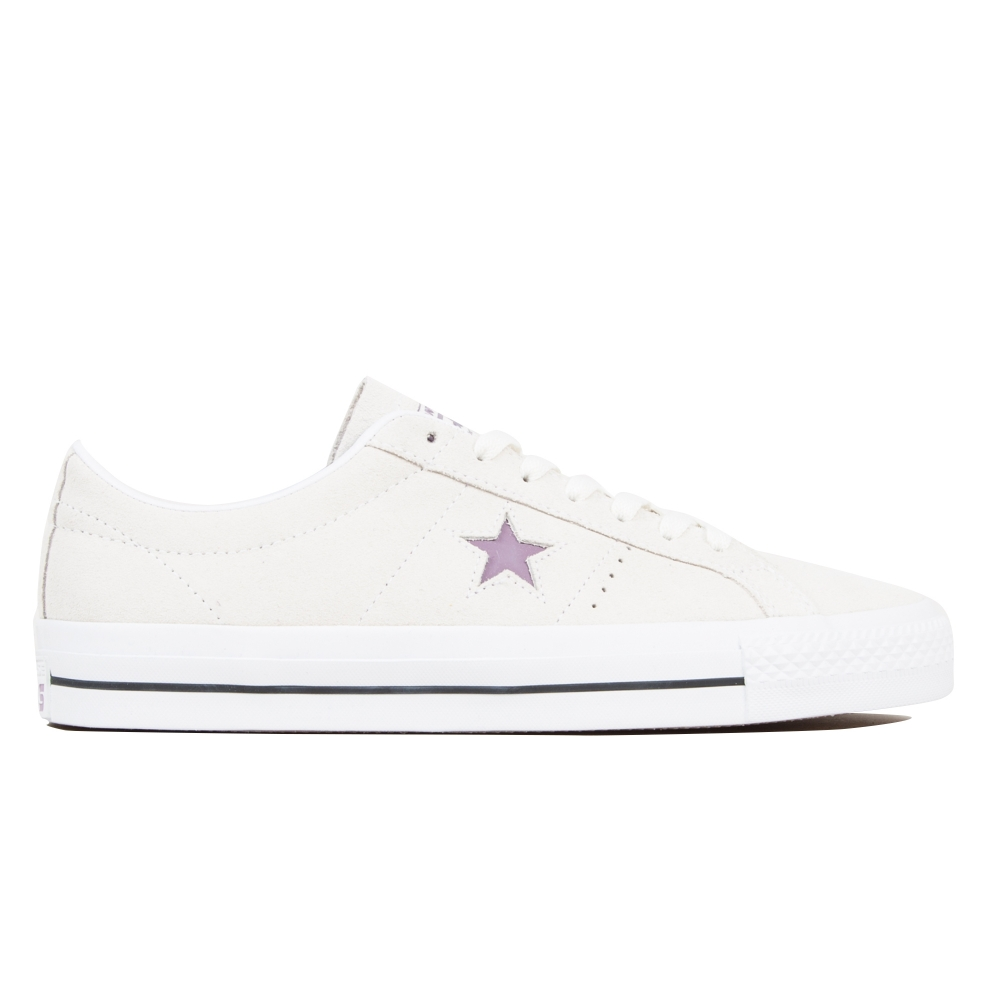 Converse Cons One Star Pro OX (Egret/Violet Dust/White)