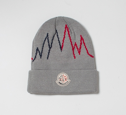 Crooks & Castles Climber Beanie (Speckle Grey)