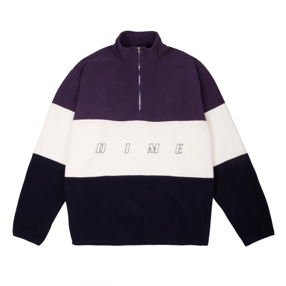 Dime 3 Tone Fleece (Purple)