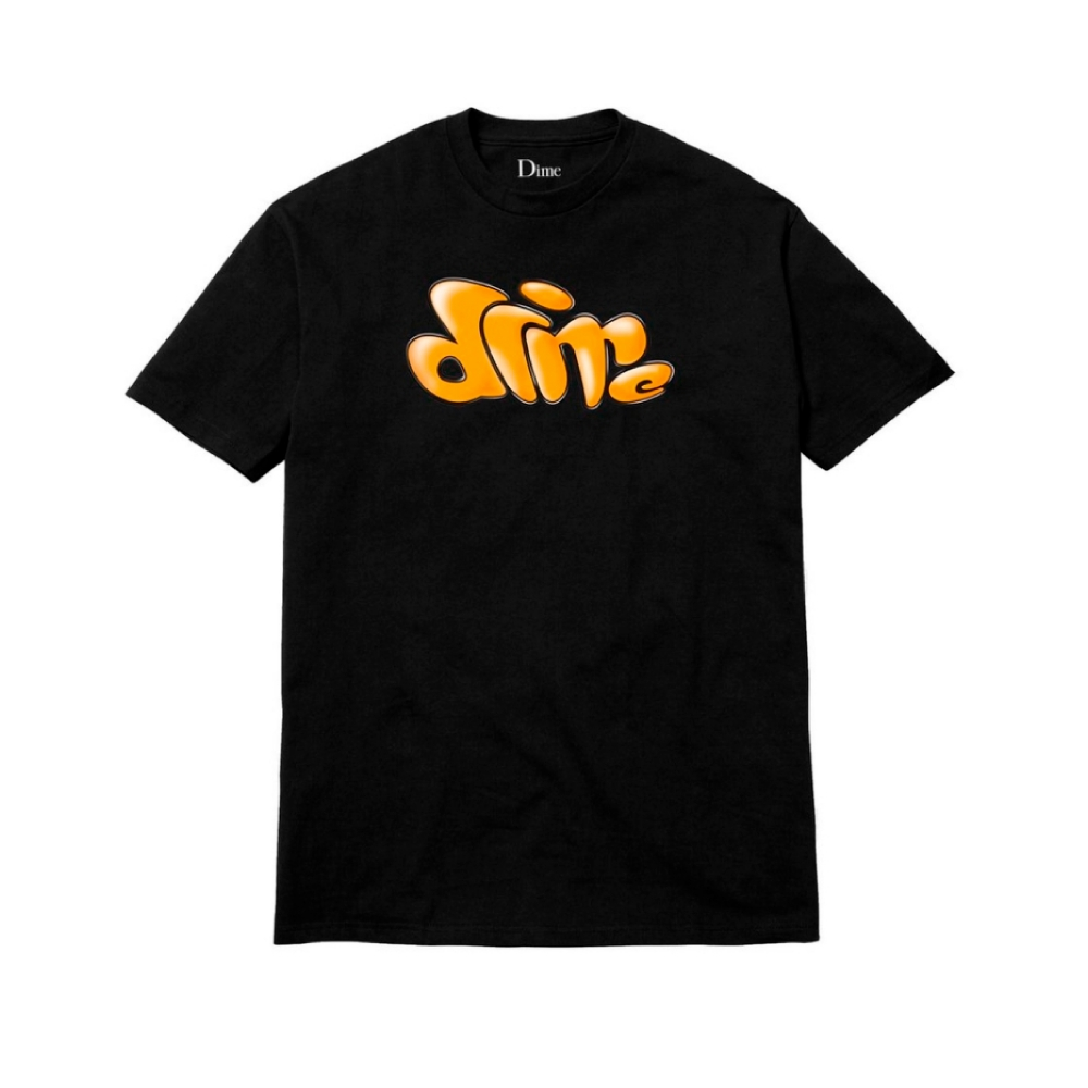 Dime Bubble T-Shirt (Black)